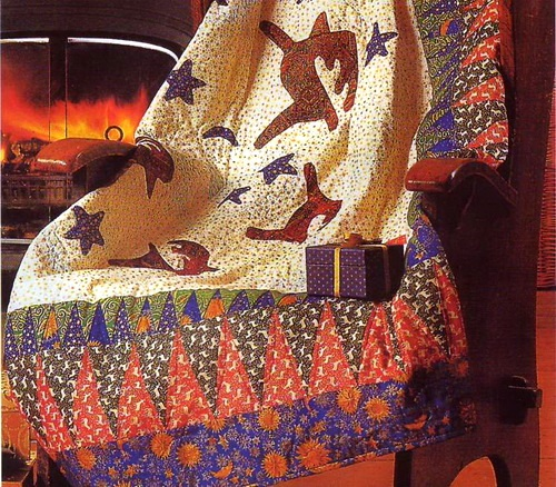 Дальше необходимо придумать пэчворк схему для покрывала.  Схема лоскута, и в целом всего покрывала должна учитывать...