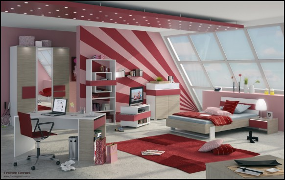 Комната Канаэ 3Droom-3