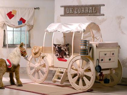 необычные детские комнаты