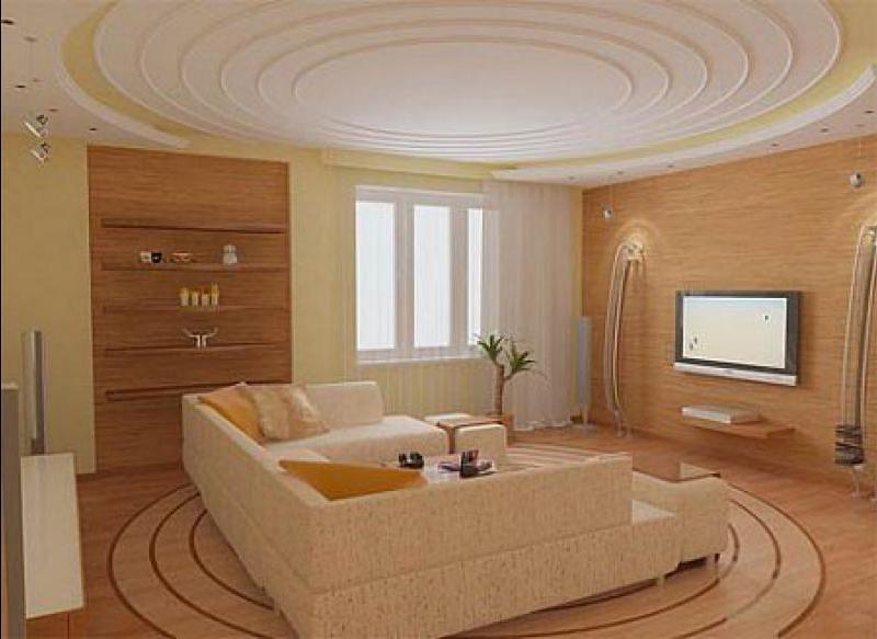 Дизайн зала в квартире 20 кв.м.