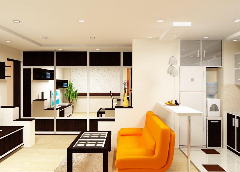 Кухня гостиная проекты кухни гостиной
